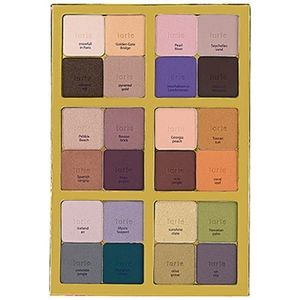 Tarte Carried Away palette and bag
